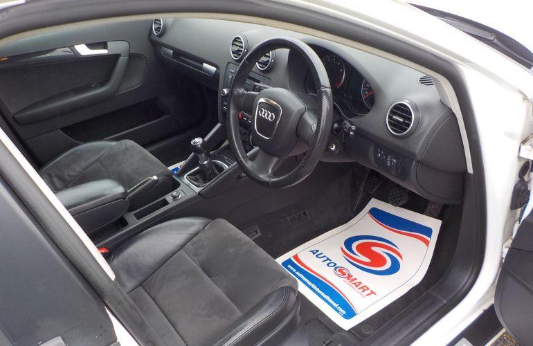 Audi A3 1.4 TFSI Sport Sportback 5dr MD09NBN