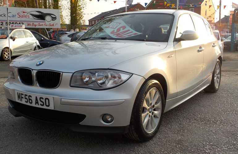 BMW 1 Series 2.0 118i SE 5dr MF56ASO