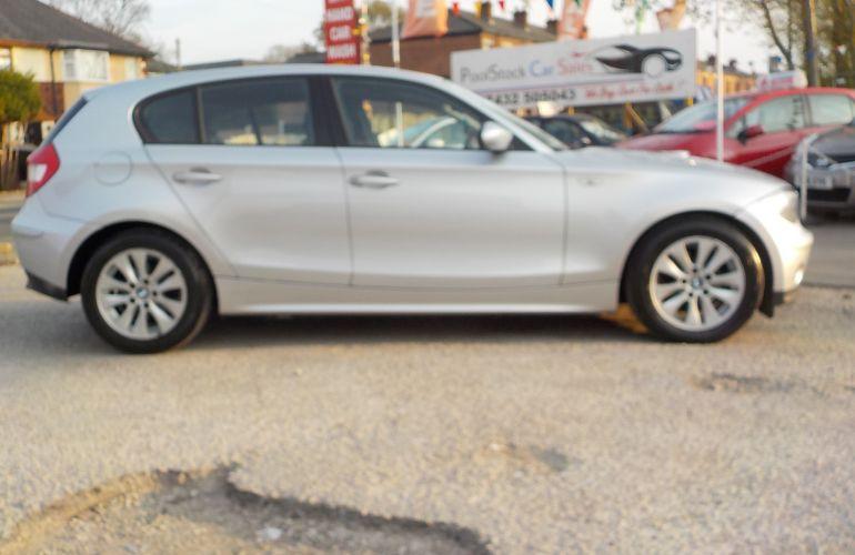 BMW 1 Series 2.0 118i SE 5dr MF56ASO