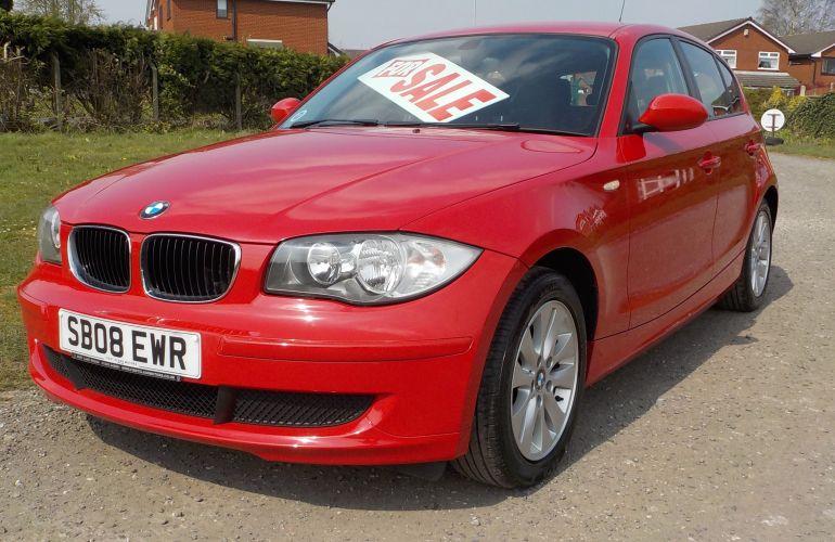 BMW 1 Series 1.6 116i ES 5dr SB08EWR