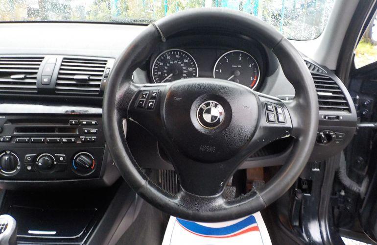 BMW 1 Series 2.0 120d SE 5dr     SK55XFP