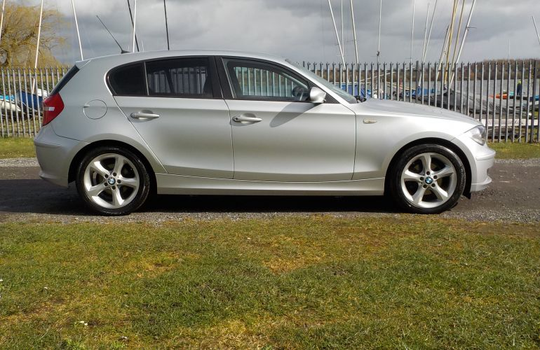 BMW 1 Series 2.0 116d Sport 5dr MT59EVF