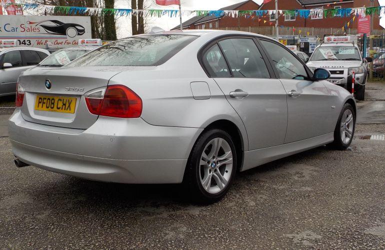 BMW 3 Series 2.0 320d SE 4dr PF08CHX