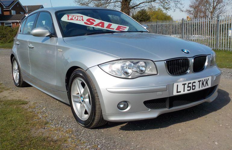 BMW 1 Series 2.0 118d Sport 5dr LT56TKK
