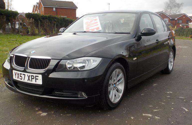 BMW 3 Series 2.0 318d SE 4dr YX57XPF