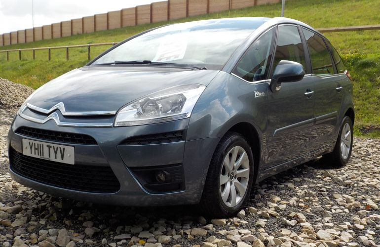 Citroen C4 Picasso 1.6 e-HDi VTR+ EGS 5dr YH11TYV