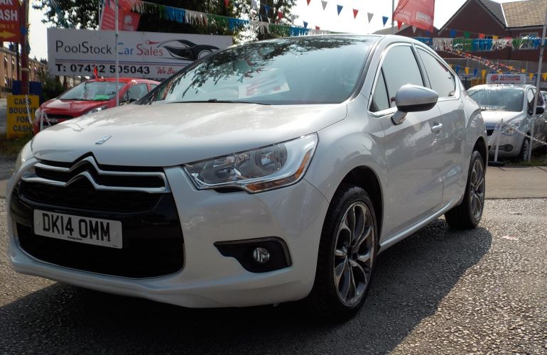 Citroen DS4 1.6 e-HDi Airdream DStyle 5dr DK14OMM