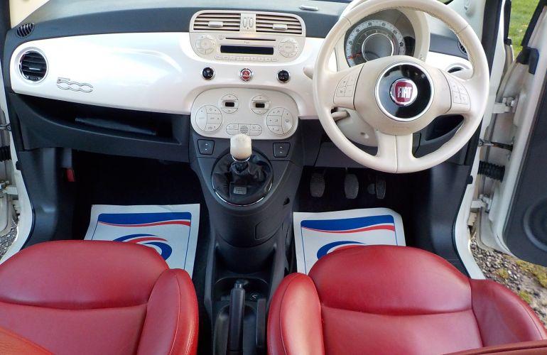 Fiat 500 1.3 MultiJet Lounge 3dr LS58FUB