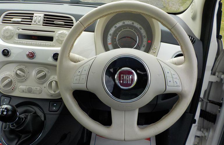 Fiat 500 1.2 Lounge (s/s) 3dr MW63HZN