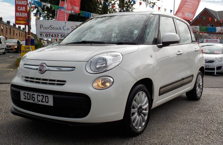 Fiat 500L 1.4 Pop Star MPW 5dr SD16CZO