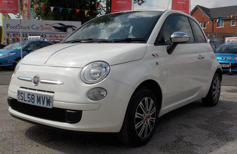 Fiat 500 1.2 Pop 3dr SL58MVW