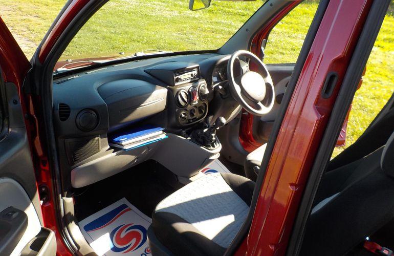 Fiat Doblo 1.4 8v Dynamic 5dr RX59BVT