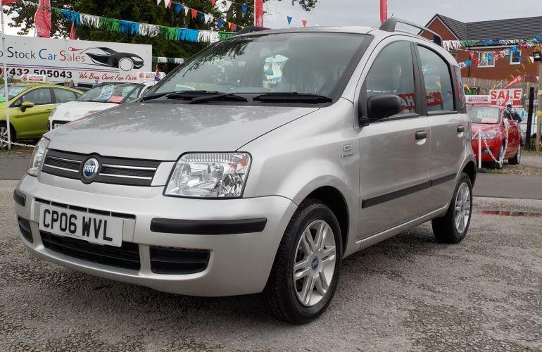 Fiat Panda 1.2 Eleganza 5dr CP06WVL