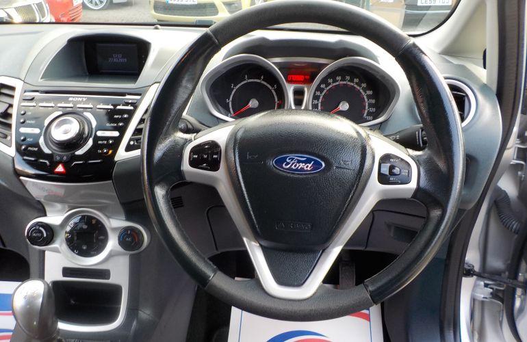 Ford Fiesta 1.6 Titanium 5dr DA11HHC