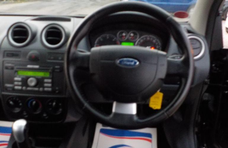 Ford Fiesta 1.4 TD Silver 3dr FY07OAU
