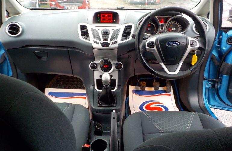 Ford Fiesta 1.4 Titanium 5dr     ND58UXS