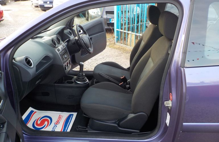 Ford Fiesta 1.4 Zetec Climate 3dr ST08ZNY