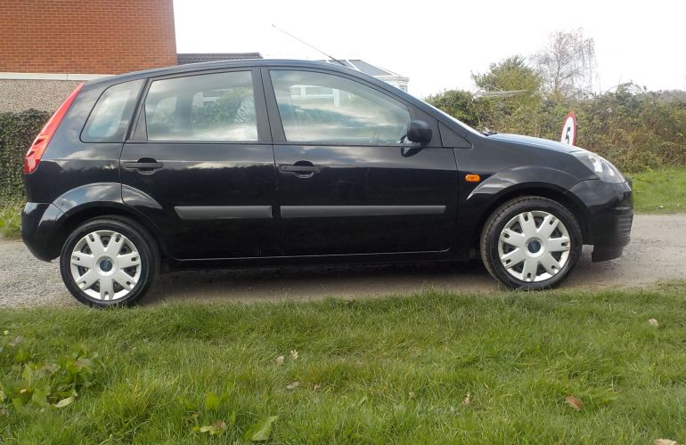 Ford Fiesta 1.25 Style 5dr VO57YOM