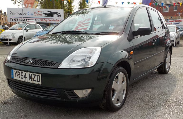 Ford Fiesta 1.4 Zetec 5dr YR54MZD