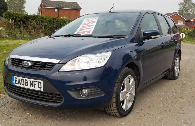 Ford Focus 1.6 TDCi Style 5dr    EA08NFD