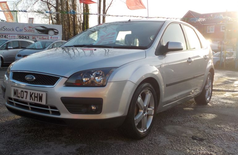 Ford Focus 1.6 Zetec Climate 5dr ML07KHW