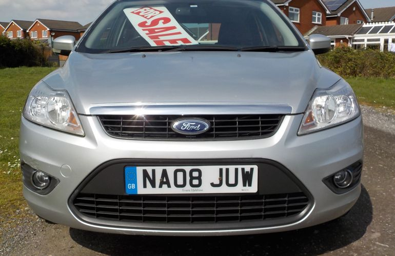 Ford Focus 1.6 Style 5dr NA08JUW