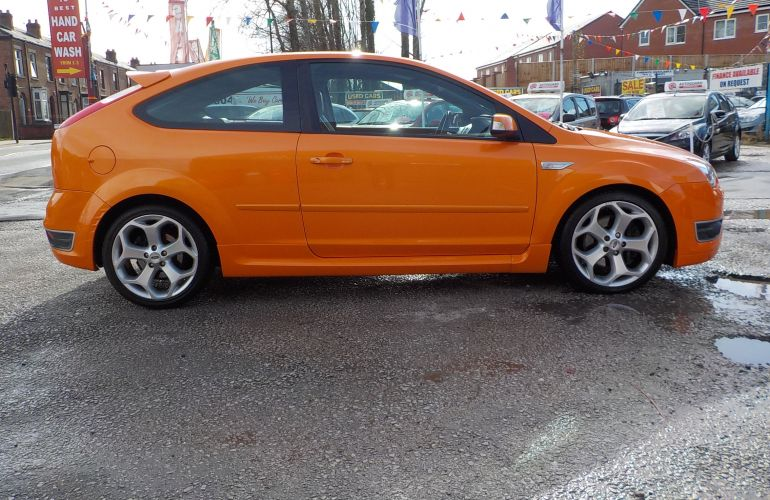 Ford Focus 2.5 SIV ST-3 3dr YH06XPR 2006 (06)