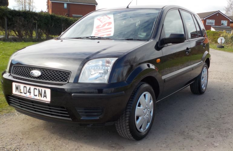 Ford Fusion 1.4 TD 2 5dr ML04CNA