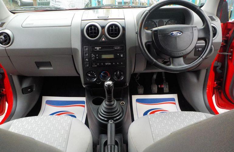 Ford Fusion 1.4 TD 1 5dr PF03DYH