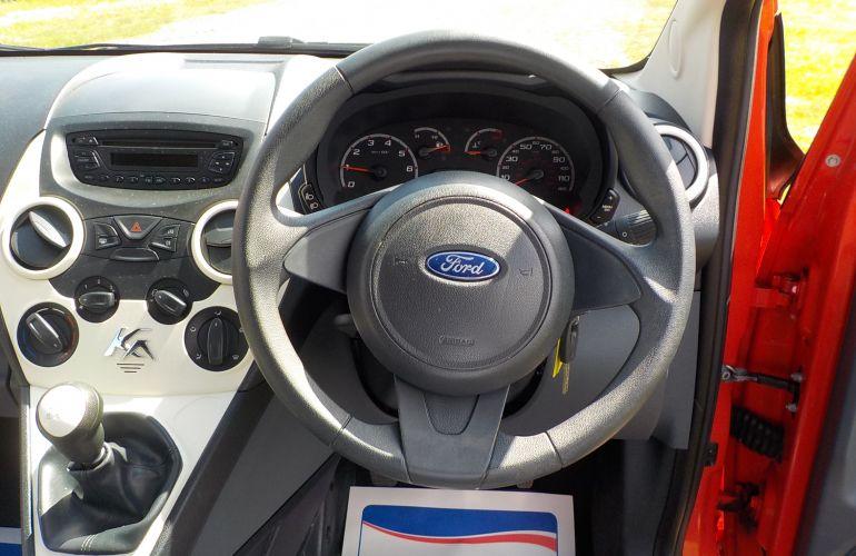 Ford Ka 1.2 Studio (s/s) 3dr    MK11AHO
