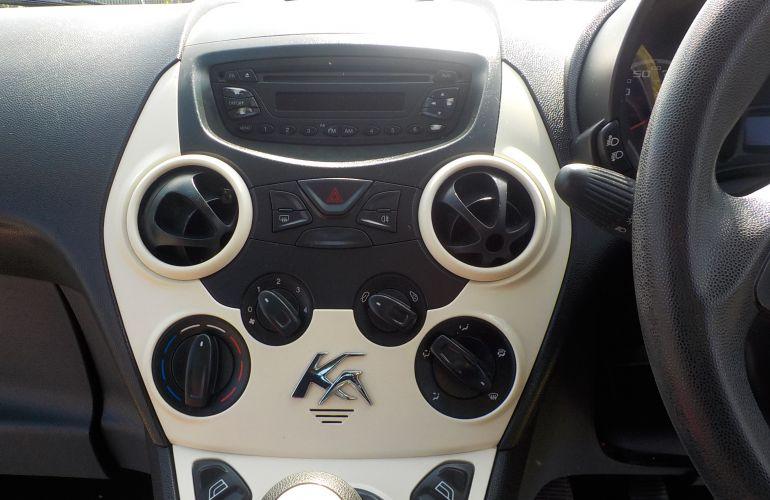 Ford Ka 1.2 Style 3dr SD09ECN