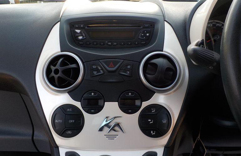 Ford Ka 1.2 Titanium 3dr YK60USH