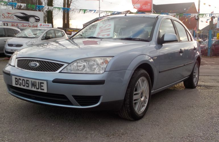 Ford Mondeo 2.0 TDCi SIII LX 5dr BG05MUE