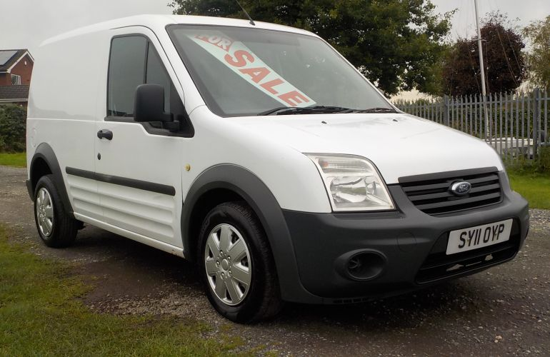 Ford Transit Connect 1.8 TDCi T200 SWB Panel Van 4dr SY11OYP