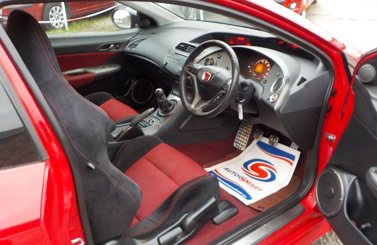 Honda Civic 2.0 i-VTEC Type R GT 3dr BN08YKT