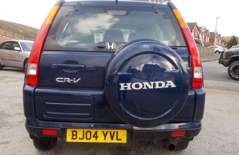 Honda CR-V 2.0 i-VTEC SE Sport 5dr BJ04YVL
