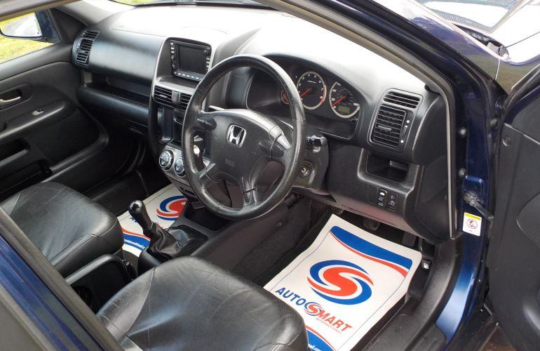 Honda CR-V 2.0 i-VTEC Executive 5dr PN54UGB