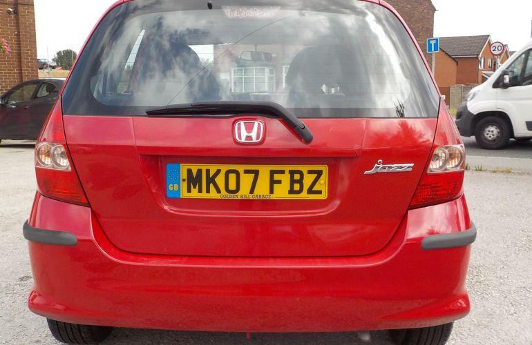 Honda Jazz 1.4 i-DSI SE 5dr     MK07FBZ