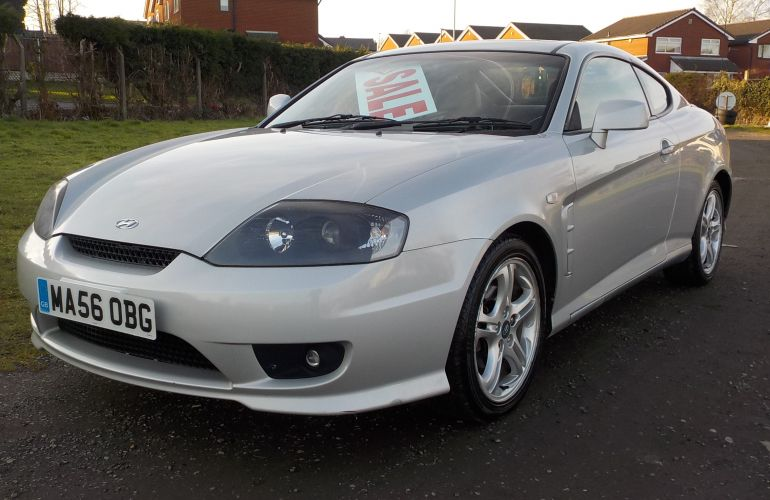 Hyundai Coupe 2.0 Atlantic 3dr