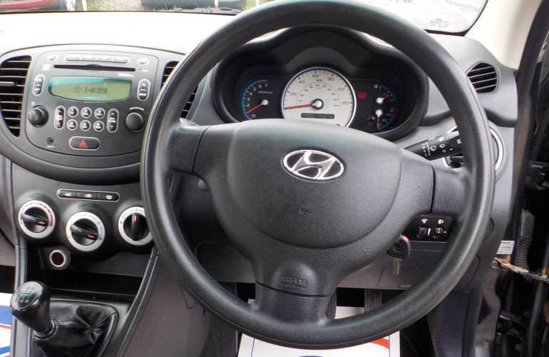Hyundai i10 1.1 Classic 5dr KT08USN
