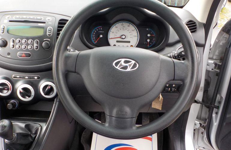 Hyundai i10 1.2 Classic 5dr     SD60NNX