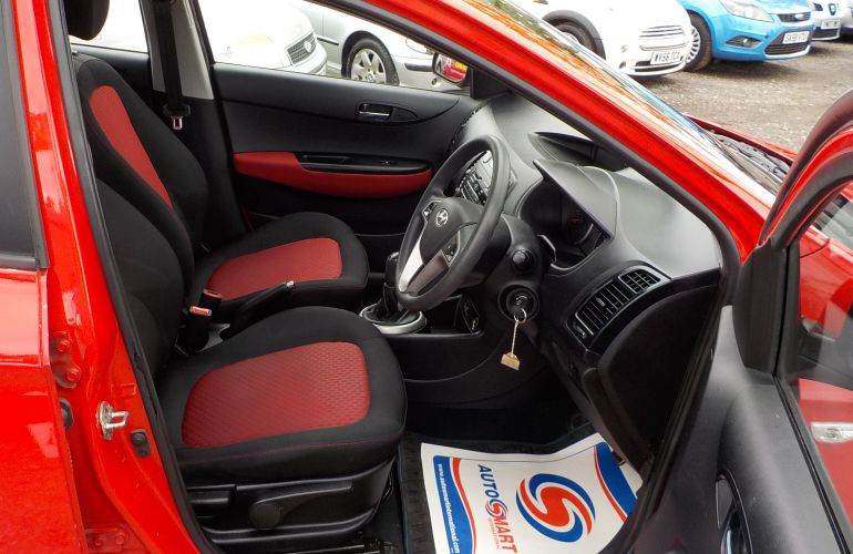 Hyundai i20 1.4 Comfort 5dr     WF09FNX