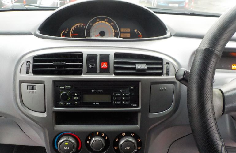 Hyundai Matrix 1.6 GSi 5dr NJ56LJZ