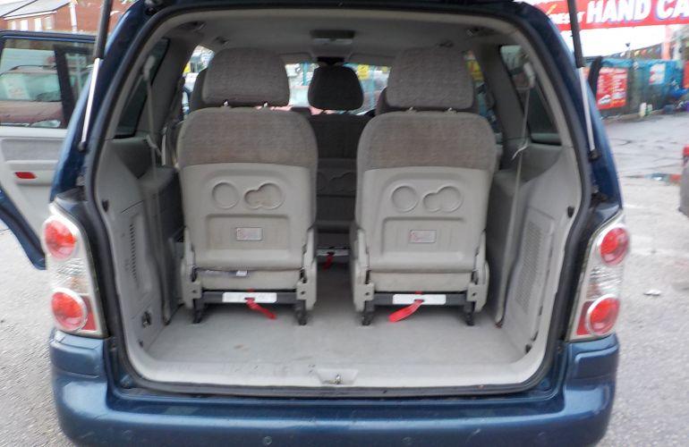 Hyundai Trajet 2.0 CRTD SE 5dr SH55CZS