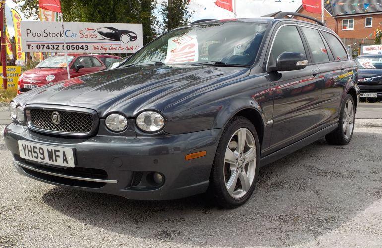Jaguar X-Type 2.0 D SE 5dr YH59WFA