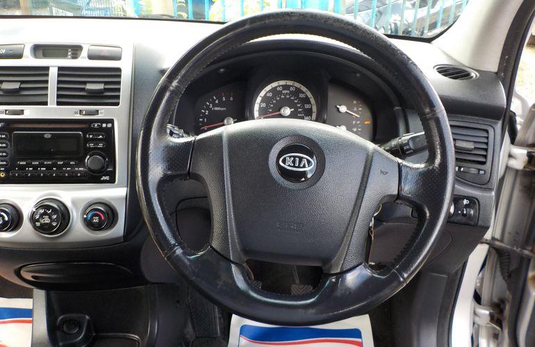 Kia Sportage 2.0 CRDi VGT XE 5dr AJ56ZFU