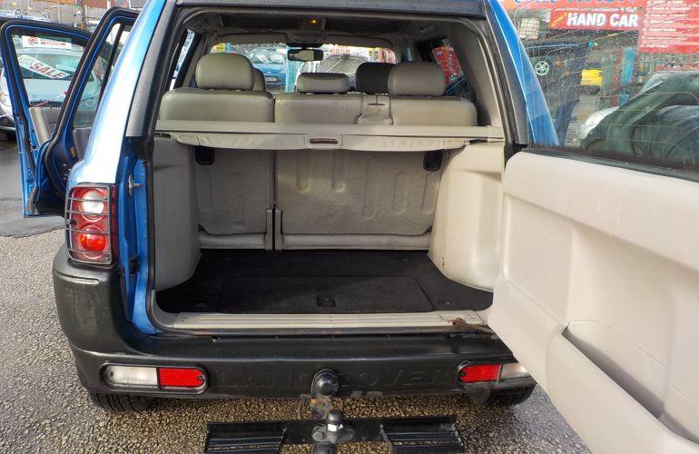 Land Rover Freelander 2.0 TD4 GS 5dr MM02ODS