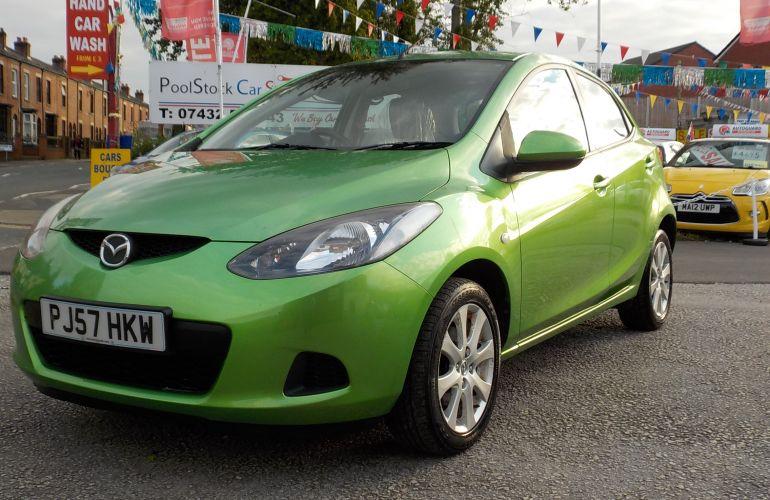 Mazda Mazda2 1.3 TS2 5dr PJ57HKW
