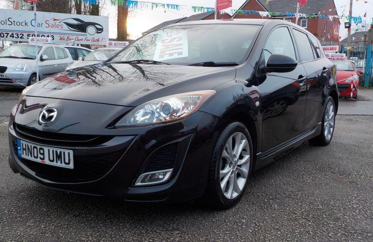 Mazda Mazda3 1.6 Sport 5dr HN09UMU 2009 (09)
