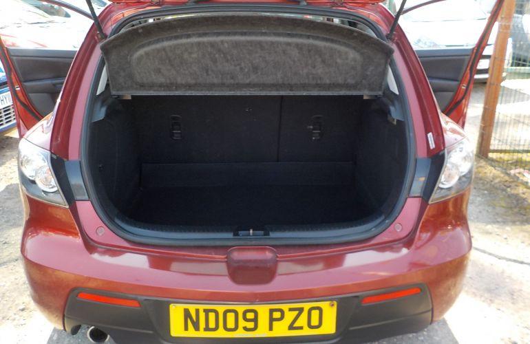 Mazda Mazda3 2.0 D Sport 5dr ND09PZO